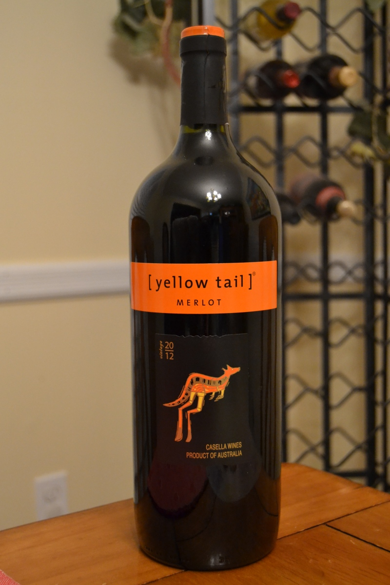 Yellow Tail Merlot