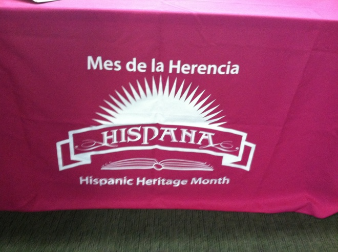 Mes de la Herencia Hispana (Hispanic Heritage Month)