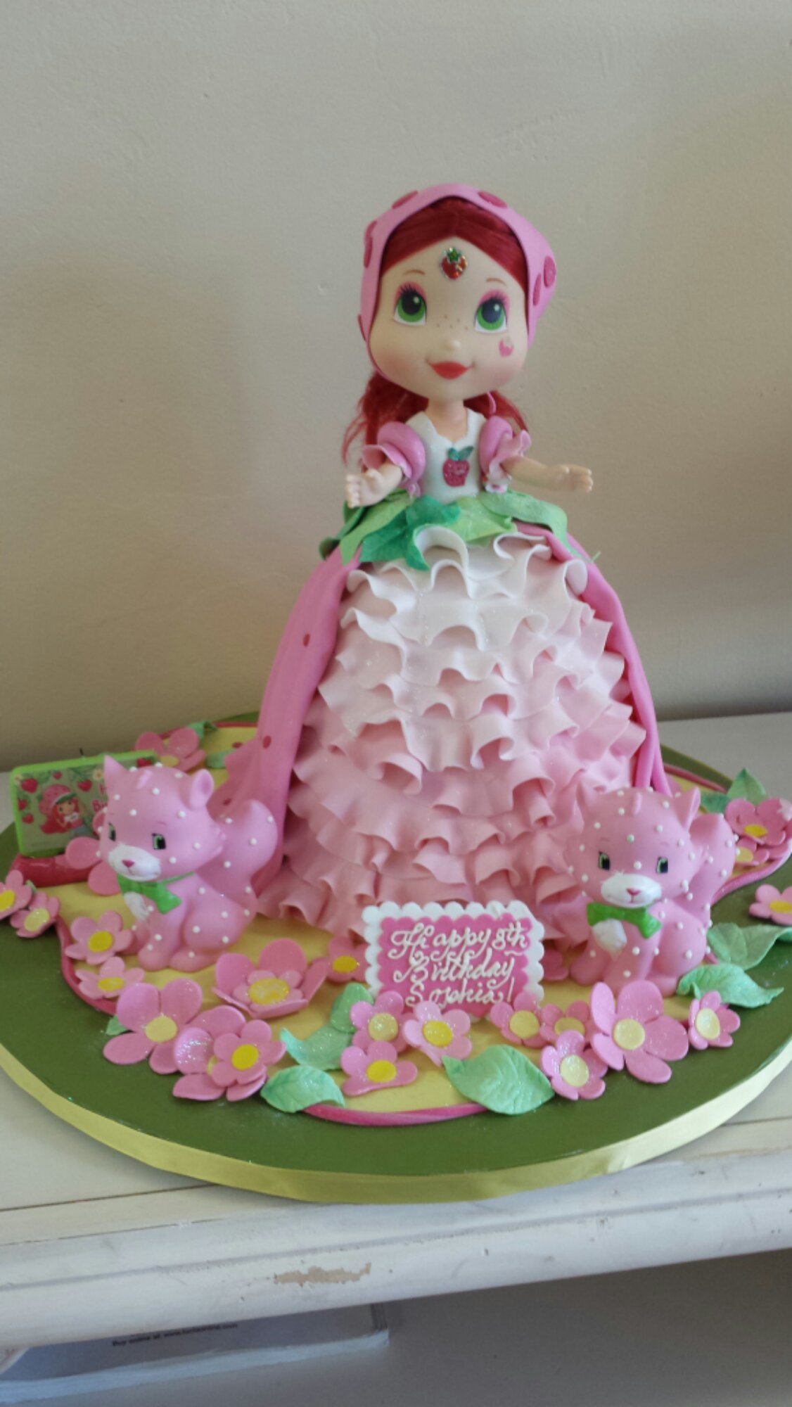 Cake Designs Pembroke Pines : Sweet Art by Lucila   Heaven in a cake! Edible Reflections