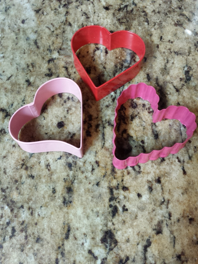 Heart Cookie Cutters - Edible Reflections