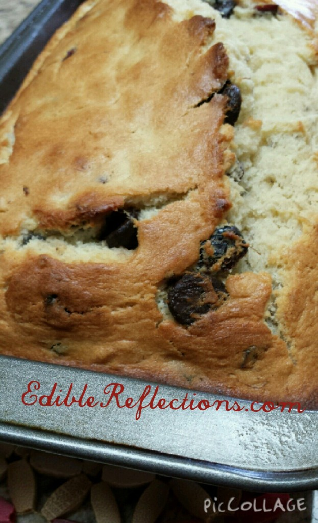 Now the kitchen smells so good! - Edible Reflections