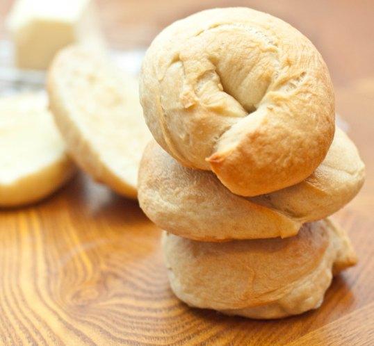 Homemade Bagel by Scratch It