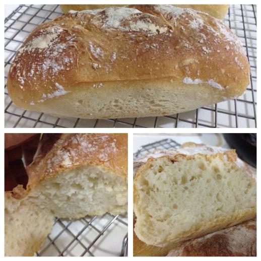 Artisan 5 Minute Bread by Bila Dapur Busu Berasap
