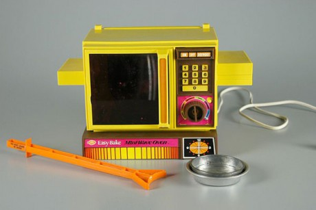 Easy bake oven Image from www.babble.com
