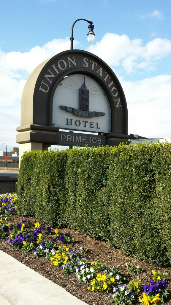 Fall is in the air...Union Station Hotel Nashville