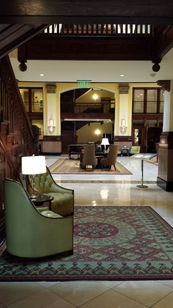 Welcome to Union Station Hotel Nashville