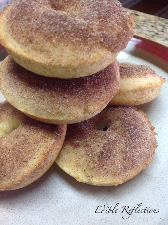 Baked Donuts - yum!