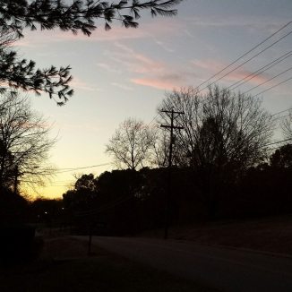 Sunset - Aideth Effect Photography
