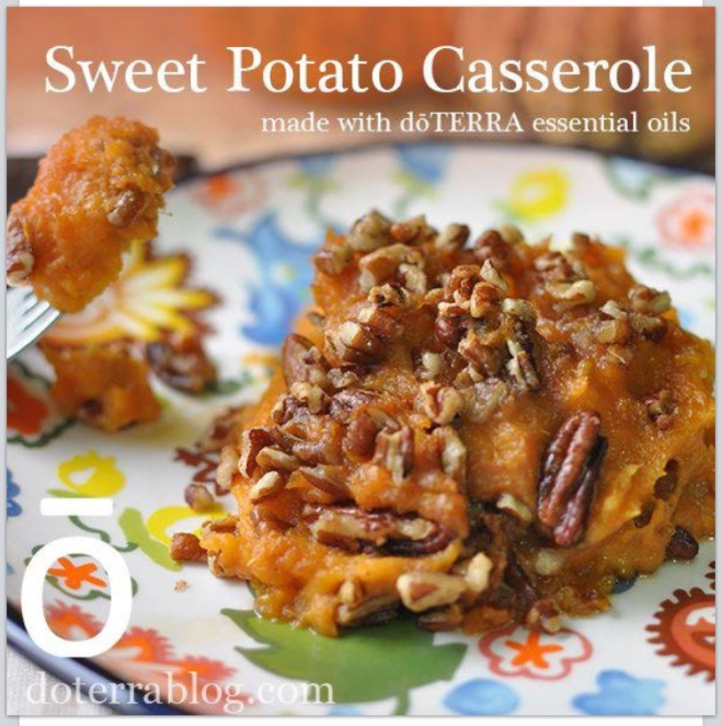Sweet Potato Casserole by The Essential Mom