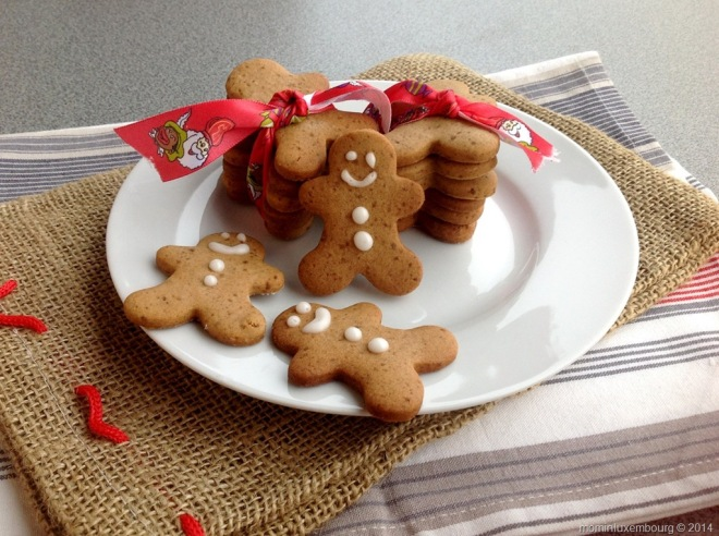 Gingerbread Men by An Expat Mom in Luxemburg