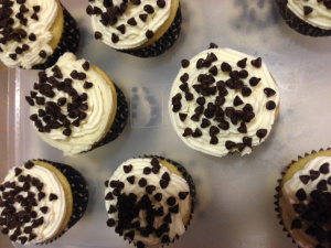 Gluten Free Cannoli Cupcakes by Adventures in Craftland