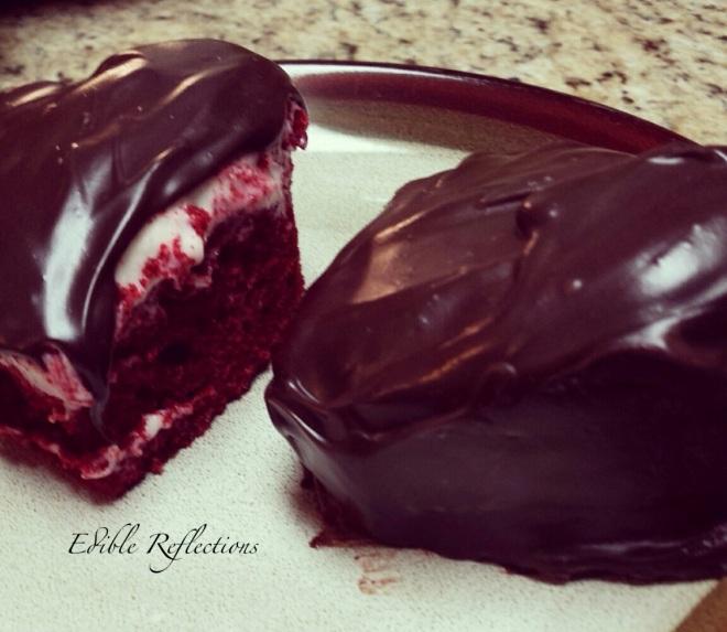 Red Velvet Mini Cakes