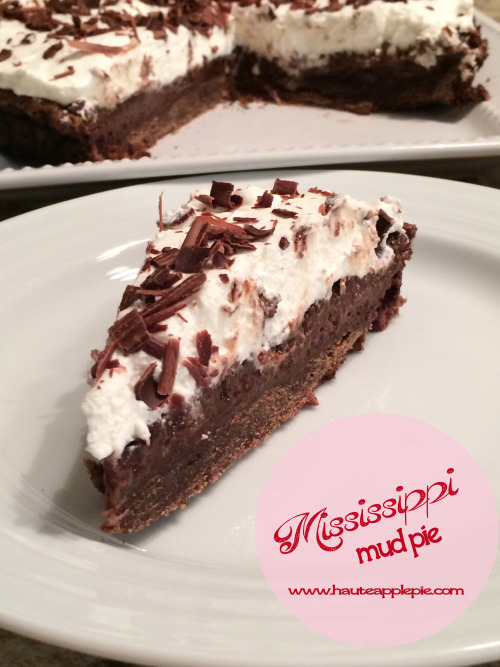 Mississippi Mud Pie by Haute Apple Pie