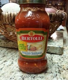 Bertolli Italian Sausage Sauce
