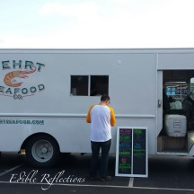 Sehrt Seafood Co. food truck