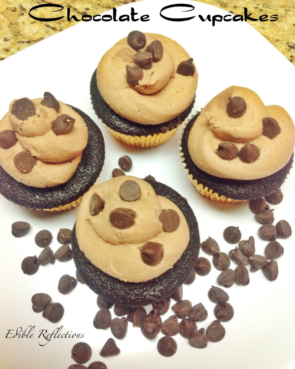 Chocolate Cupcakes - Making Memories