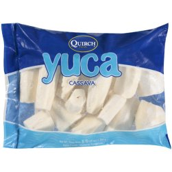 Frozen yuca