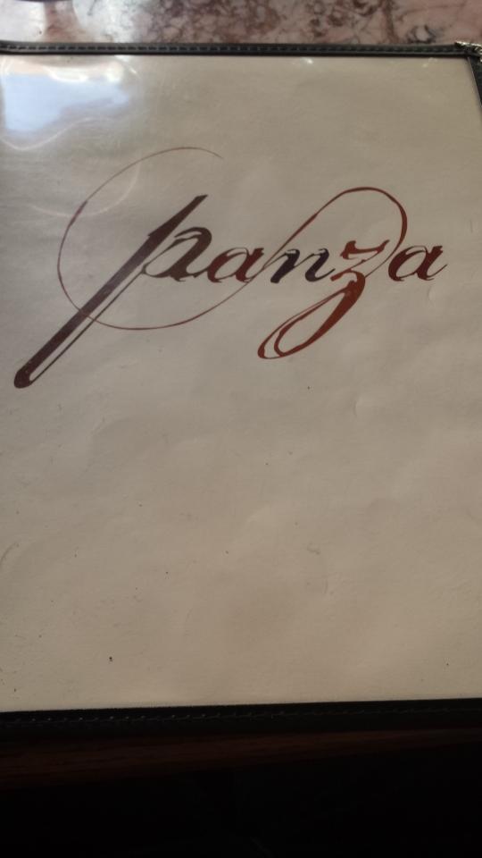 Panza in North End (Boston, MA)
