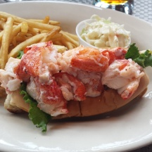 Lobster Roll from Bell In Hand Tavernj (Boston, MA)