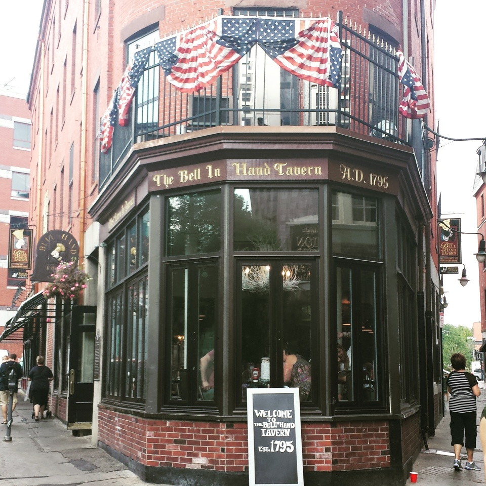Bell In Hand Tavern - Boston, MA