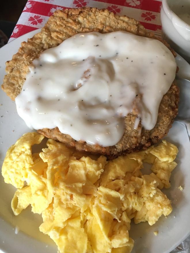 Loveless Cafe breakfast