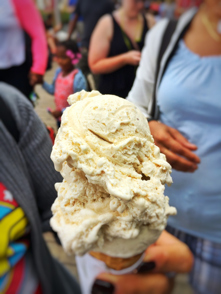 The Franklin Fountain Ice Cream at Penn's Landing