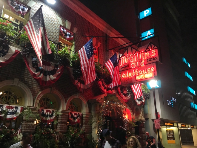 McGillin's Old Ale House Philadelphia