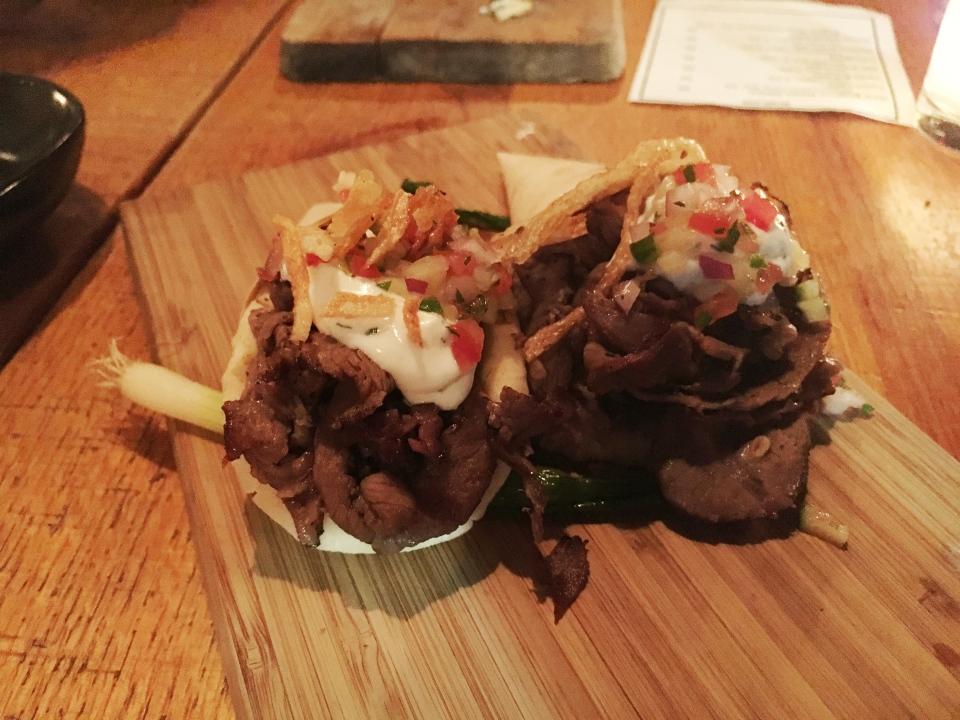 Lamb Gyro - Opa Restaurant Philadelphia