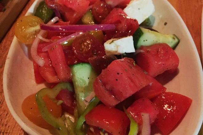 Village Salate - Opa Restaurant Philadelphia