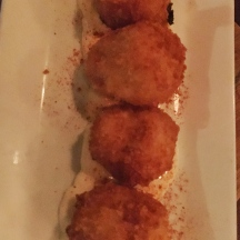 Croquetas - Barcelona Wine Bar