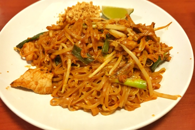 Pork Pad-Thai