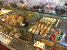 All items kind of bakery. So hard to make a decision!