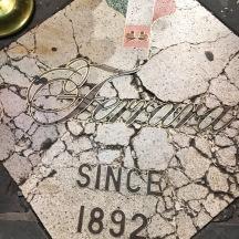 Café Ferrara since 1892