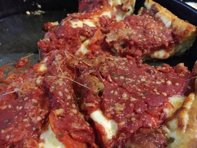 312 Pizza Co - Deep Dish Pizza