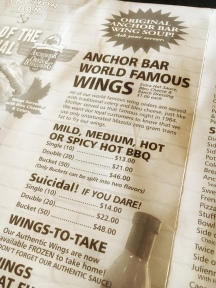 Anchor Bar - Downtown Buffalo